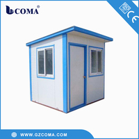 prefabricated design Portable mobile sentry box