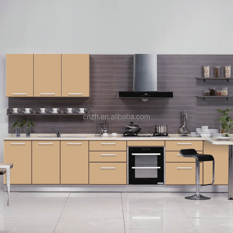 Guatemala new model flat pack wholesale kitchen furniture modular kitchen  cabinets, View flap pack kitchen cabinets, ZHUV Product Details from
