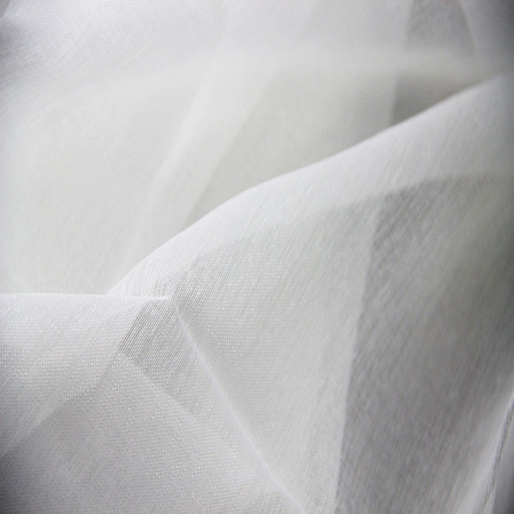 China Golden Supplier Designer Sheer Voile Organdy Wholesale Voile Fabric