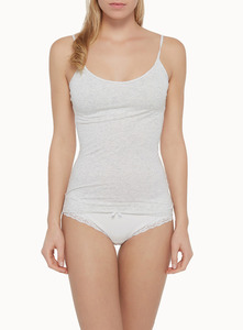 women's stretch cotton jersey cami