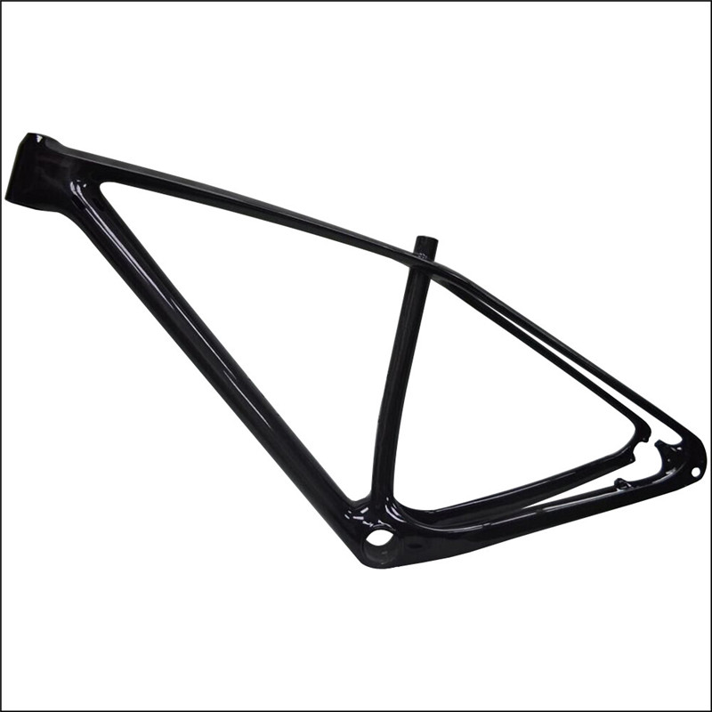 2015 updated version T1000 Light carbon mtb frame 29er axle throught mountain frame 15/17/19/21""