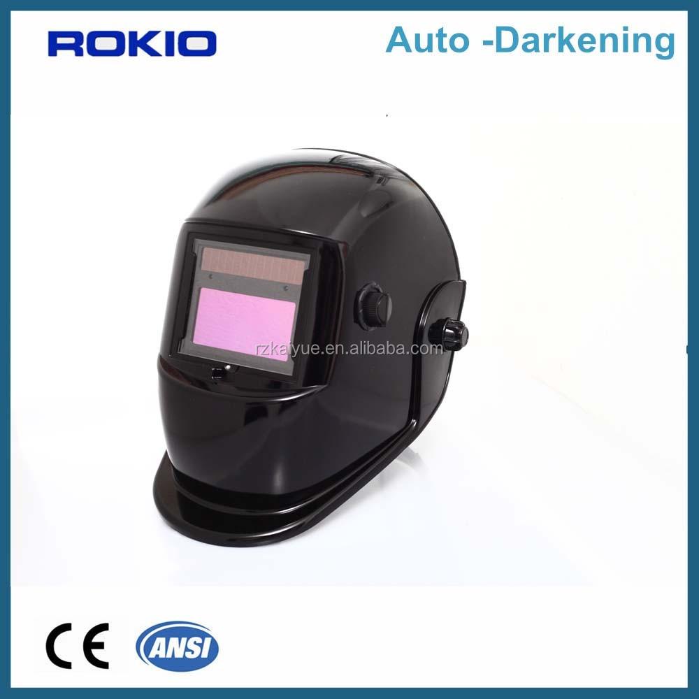 Custom Painting Welding Helmet Auto Darkening German Welding ...