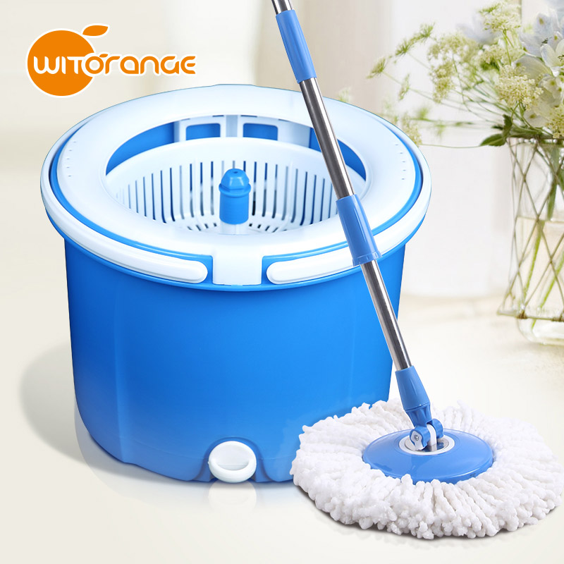 Witorange New products multi-funcation twist mop 2 in 1 sweeper floor mop