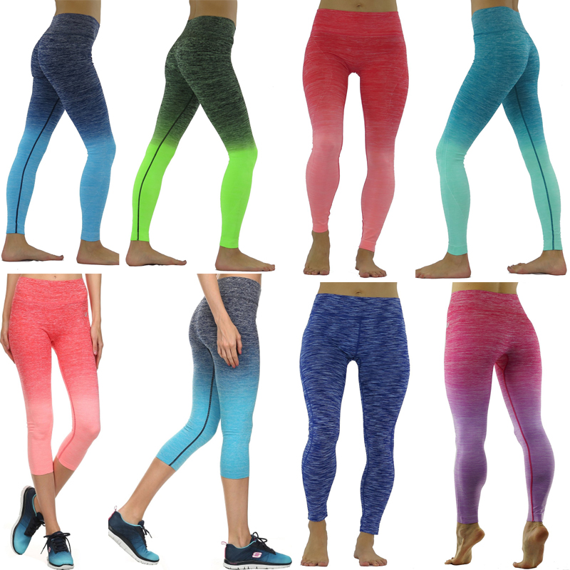 Wholesale sports Leggings Fitness Gym clothing for women