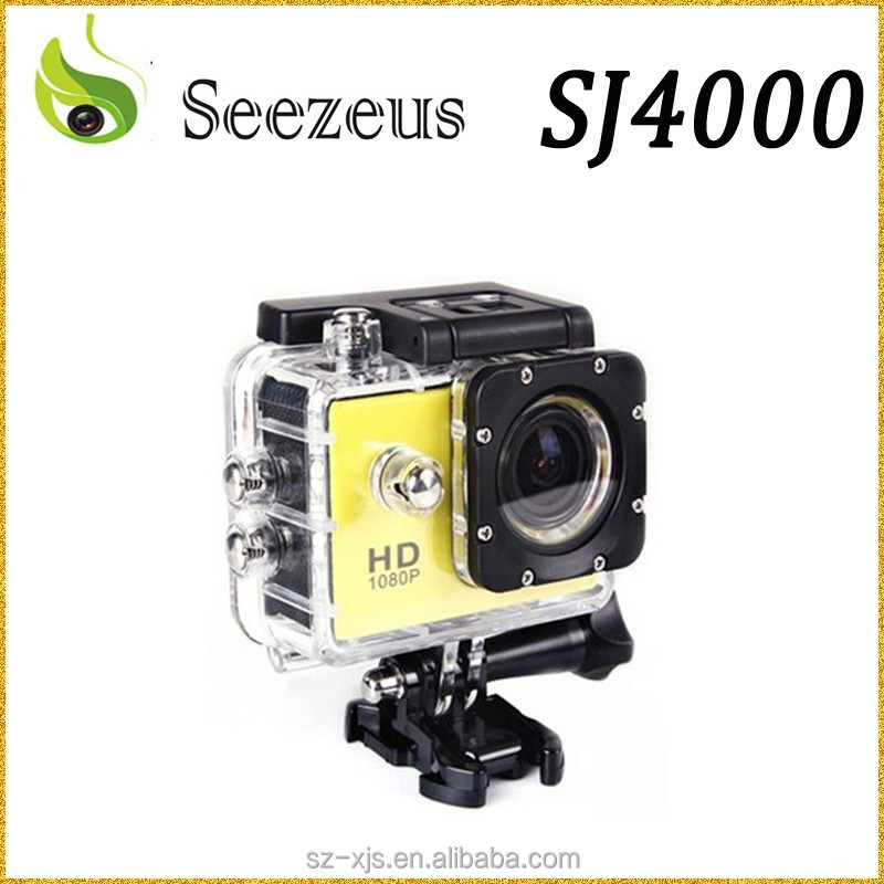 HD sport mini camcorder selfie rod