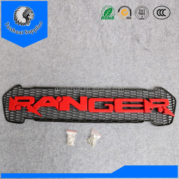 Thailand Car Accessories Supplier Of Car Mesh Grill For Ranger Grill ...
