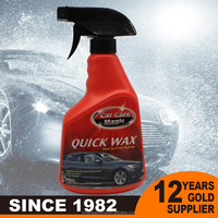 fast effective soft car wax for car and polish