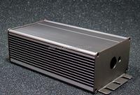 cheap anodizing Aluminum Extrusion Enclosure for Electronic /Aluminum Profile LED Driver Box