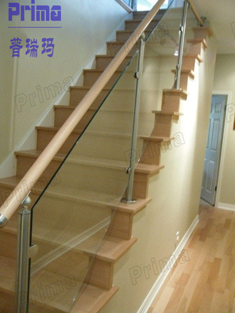 Aluminum Glass Railings For Outdoor Stair Balcony Buy