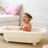 Plastic New Type Hot Thermometer Baby Bathtub for Children