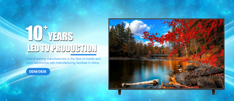 Android television Slim Flat LCD 32 inch Lowest Price LED TV 40, Wifi Smart Flat Screen Cheap 3D LED LCD TV in Ethiopia
