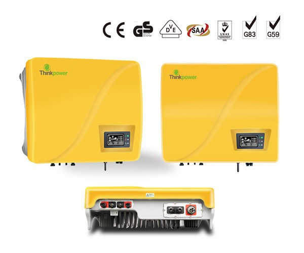 Thinkpower VED Listed 3kw 4kw 5kw On Grid Power Inverter