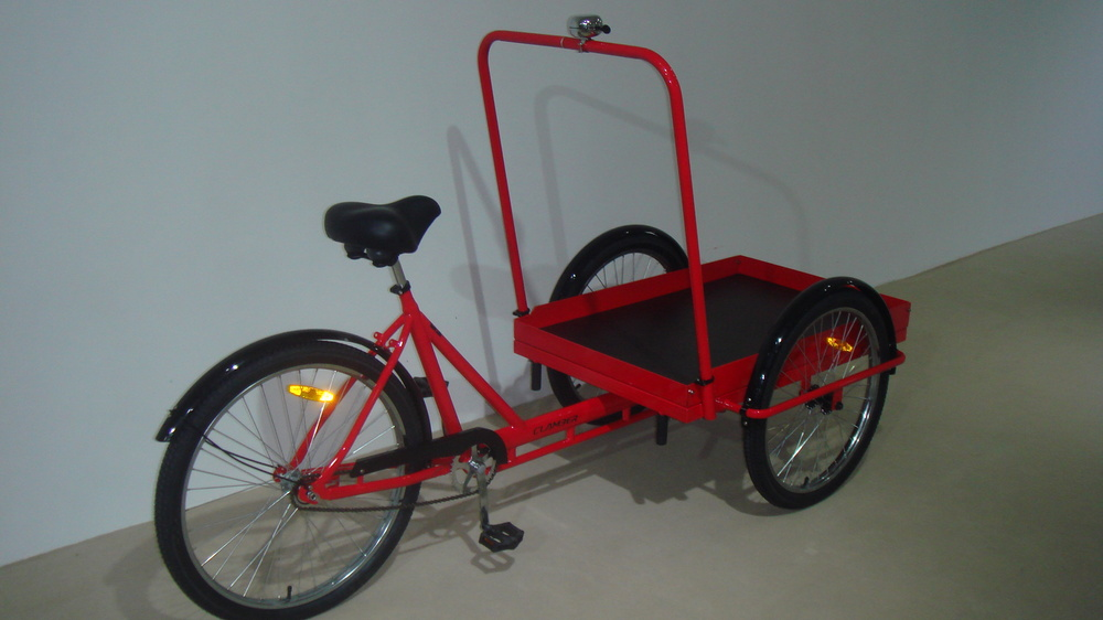 Cheap Cargo Trike /delivery Cargo /bicycle With Three Wheels