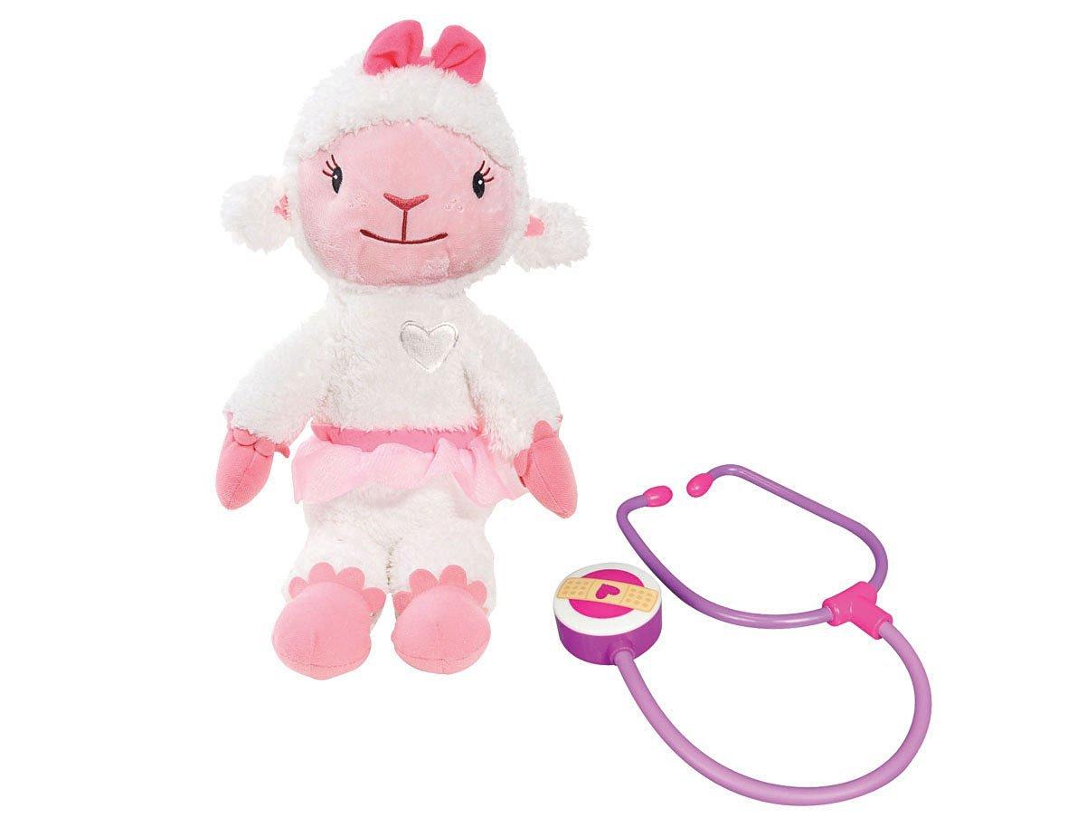 Doc McStuffins Hearts A Glow Lambie