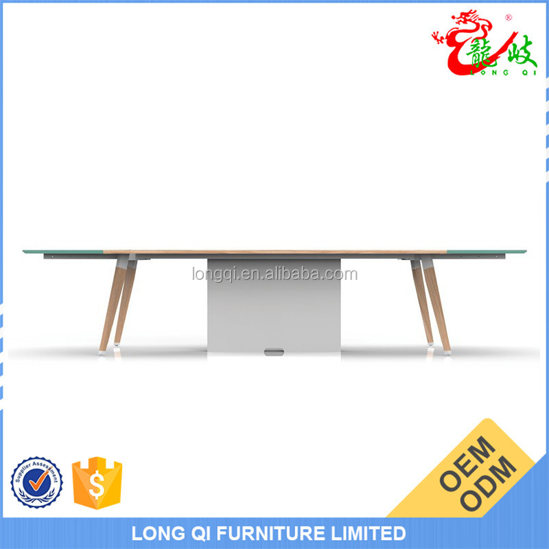 China supplier 10 people conference table cheap office for 10 person conference table