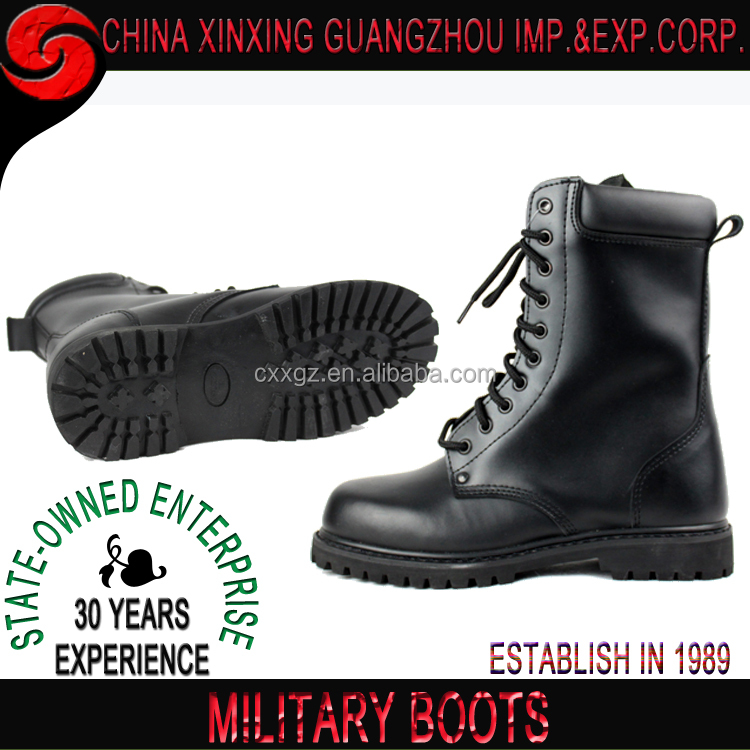 tactical boots leather military soldier safety boots Natural I6wx5qZa