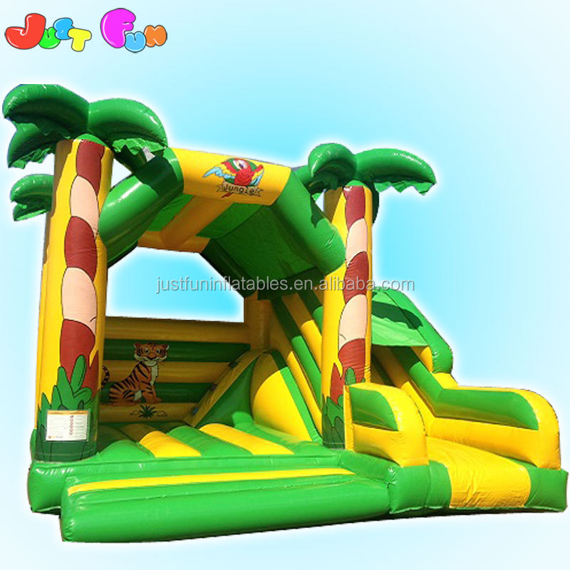 air inflatable bounce house , used jumping inflatable bouncy castle commercial for sale