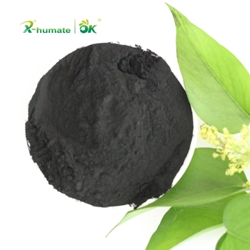 Good Quality Agricultural Fertilizer 70%min Powder Humic Acid