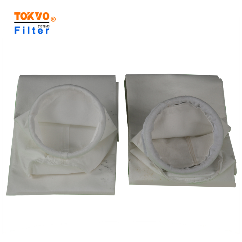 Original Bag To Dust Collector Cotton Anti Static Polyester Filter Bag