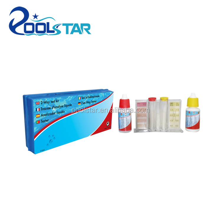 Ph Chlorine Water Quality Test Kit Accessories For Swimming Pool View Ph Chlorine Water Quality Test Kit Poolstar Product Details From Ningbo