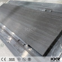 Machine polishing Acrylic solid surface sheet, resin stone slab
