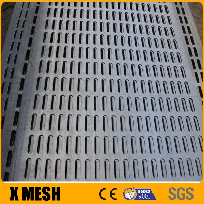 1.22x2.44m hexagonal hole Perforated Aluminum Sheet Metal for Eastern Asia