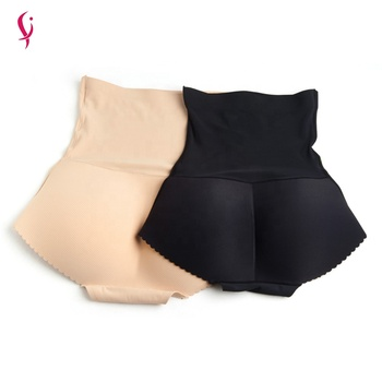 Women Sexy Shaper Underwear Butt Lift Briefs Ass Hip Up Padded Lingerie Butt Enhancer Panties Push Up Seamless Underwear