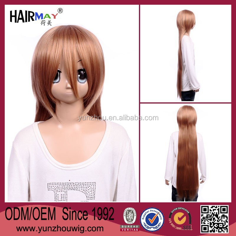 100 cm Starry star Sky yahisa tsukiko devil may cry cosplay long straight wig
