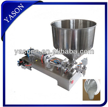 10-300ml Single Head Milk and Orange Juice Filling Machines,Beverage Filler for Small Bottle