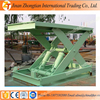 2016 New -stationary scissor lift platform best quality and novel design