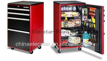 Kühlschrank Verriegeln : Werkzeugkasten kühlschrank sc toolbox garage kühlschrank