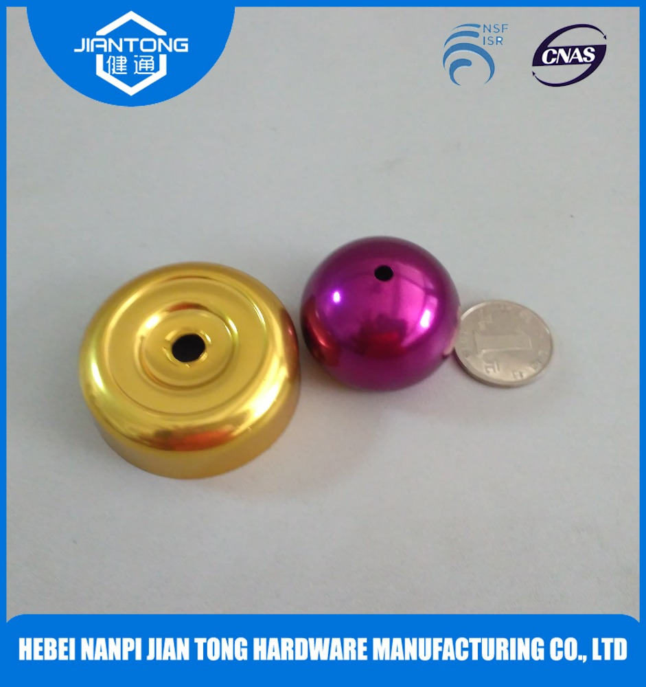 deep draw component of bicycle aluminum steel anodizing part