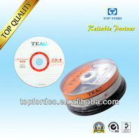 TEAC Brand Blank CD 52X with Best Price