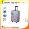Professional High Quality New Design Customized Vanity Trolley Makeup Case
