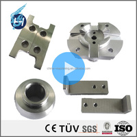 ISO9001 manufacturer customized sewing machine parts sus 304/316/303 cnc motor parts with cnc aluminum milling turning process