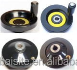 For milling machine plastic hand wheels