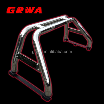 New style stainless steel roll bar for truck