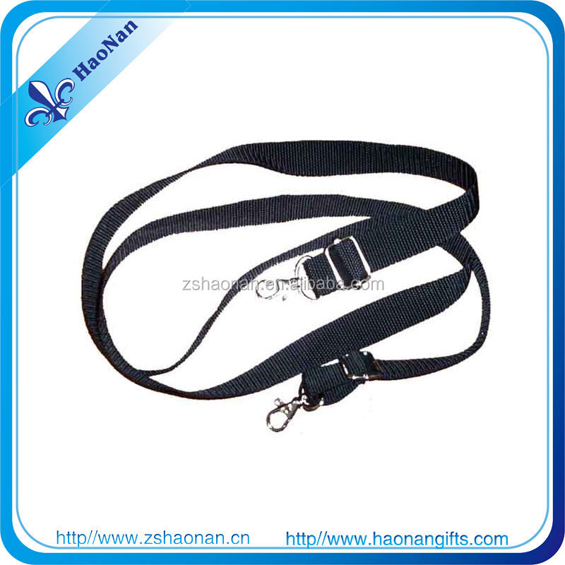 plastic coil lanyards id badge holder for club