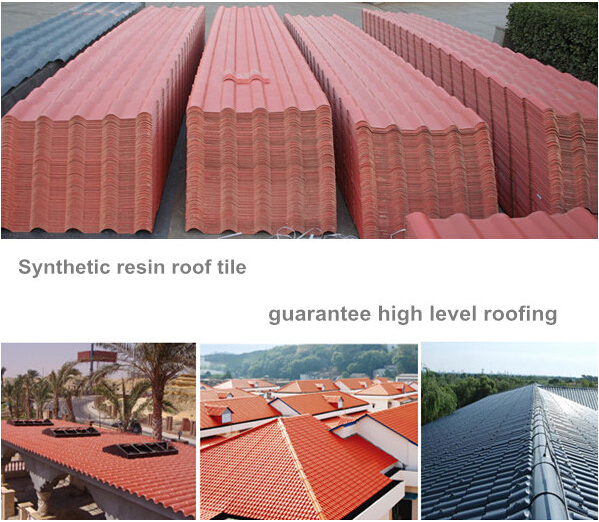 Gold Supplier China Royal Tile,Synthetic Resin Roofing Tile,High ...