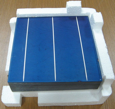 Polycrystalline Solar Cells 6x6 Solar Panel Price India