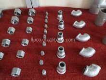 Galvanized/Black Malleable Iron Pipe Fittings