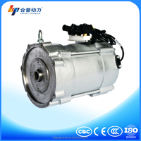 Asynchronous Brushless Induction Electric Car AC Motor Kit