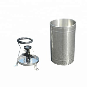 High precision tipping bucket rain gauge outdoor weather station rain gauge