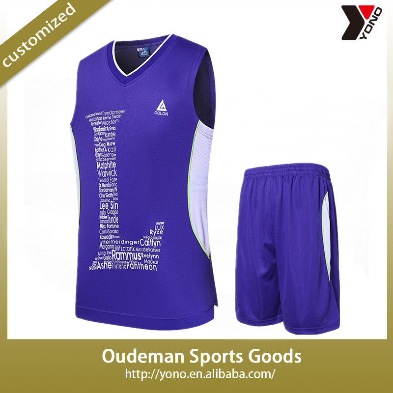 920bfb9f4d6 2015 New design european youth sublimation cheap custom basketball uniform  for design wholesale