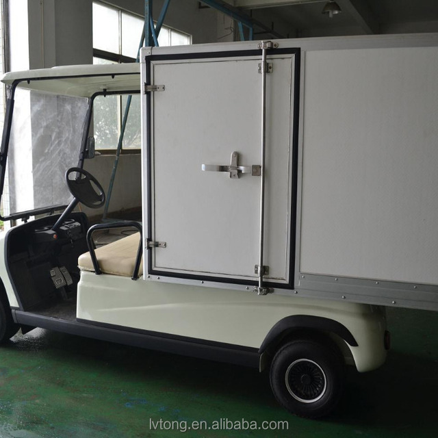 2 person electric housekeeping car (LT-A2.GC)