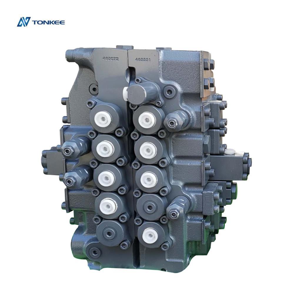 genuine new MCV excavator DX300LC JS240 main control valve 420-00519 25220891 control valve for DOOSAN JCB