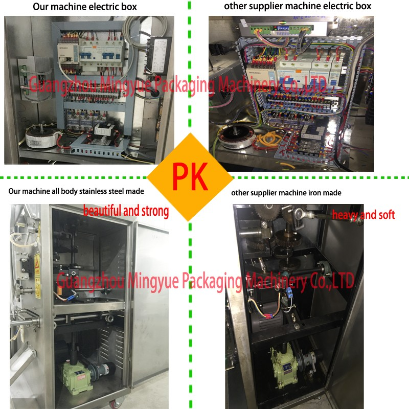 Automatic Small Packet Cake/cookie Food Pillow Packing Machinery ...