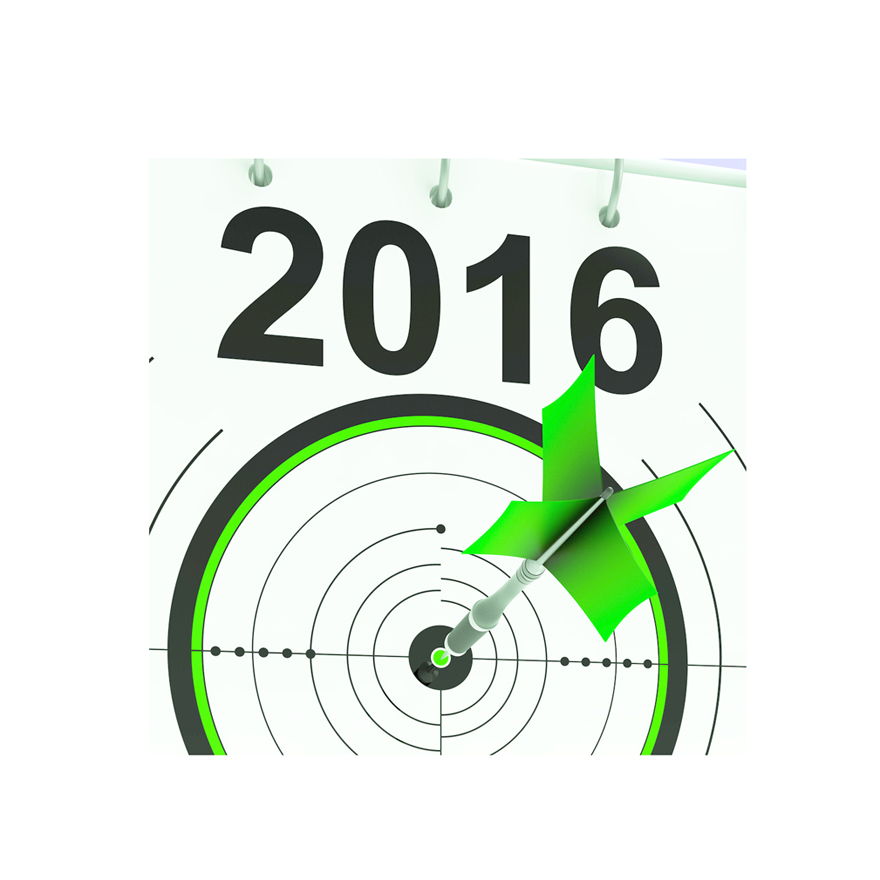 English Arabic Calendar 2015 2016 Wall Calendar 365 Day Calendar ...