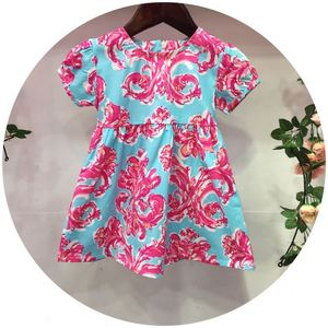 High Quality Baby Girl Maxi Dress For Little Girls