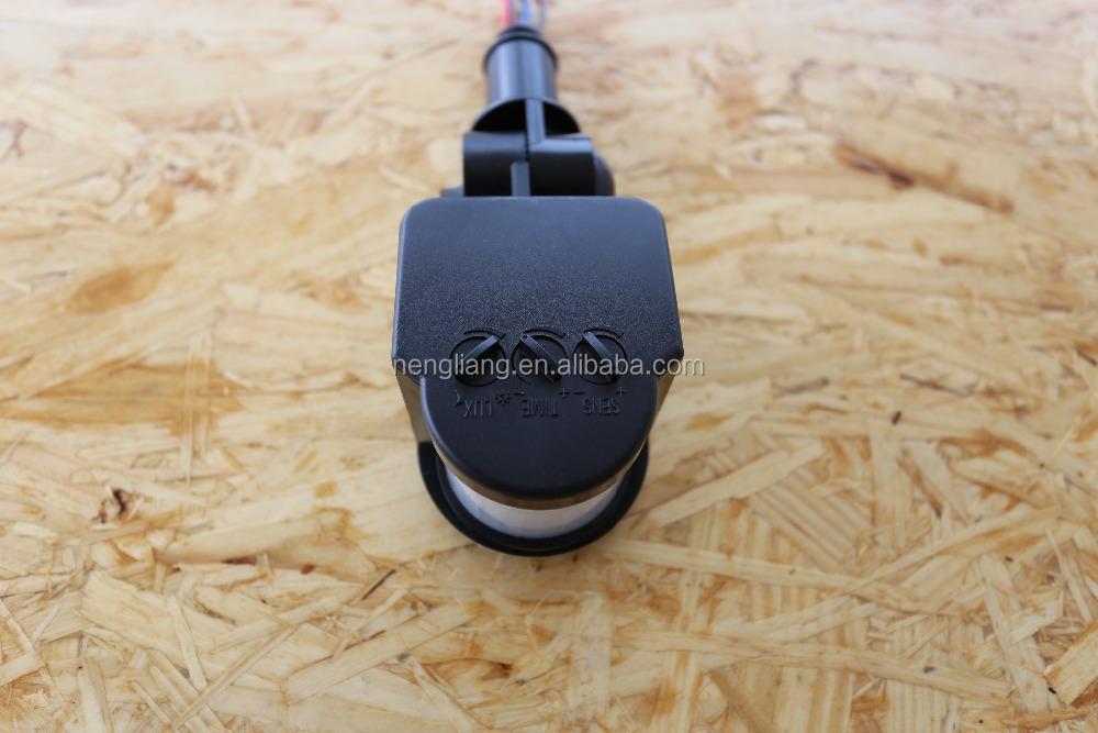 Es-p02a Outdoor Light Sensor Switch Waterproof Pir Motion Sensor ...